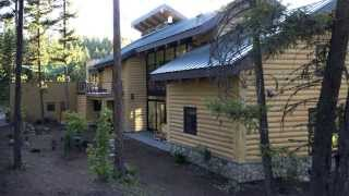 Everlog™ Systems - Maintenance Free Log Homes Using Concrete Logs And Concrete Log Siding.
