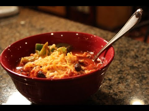 easy-muscle-building-meal:-healthy-ground-turkey-chili