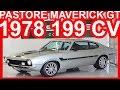 PASTORE Ford Maverick GT 1978 Prata Régia Metálico 302 MT4 5.0 V8 199 cv 39,5 mkgf #Maverick