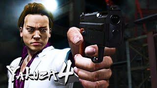 Yakuza 4 - Chapter #15 - Chain of Betrayals (Kiryu)