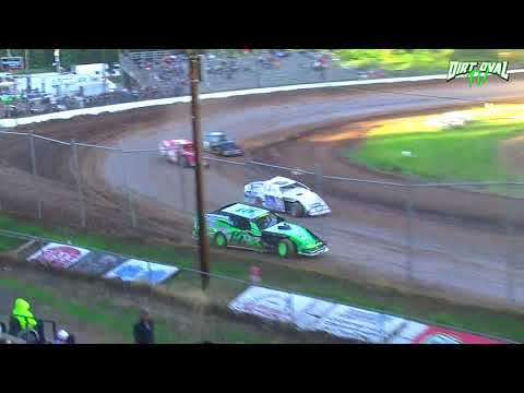 6 16 18 Cottage Grove Speedway IMCA Modifieds Dash