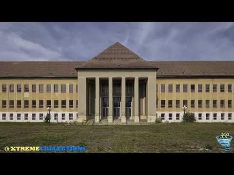 Prora, The Massive Nazi Resort Complex With 10000 Bedroom