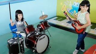 Playground Playtime with Fadhira's Activities | Main di Playground Playtime Bersama teman