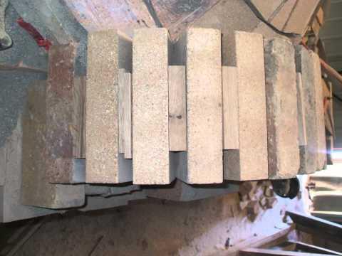 Comment fabriquer un ancien four pain youtube for Fabriquer un four a pain