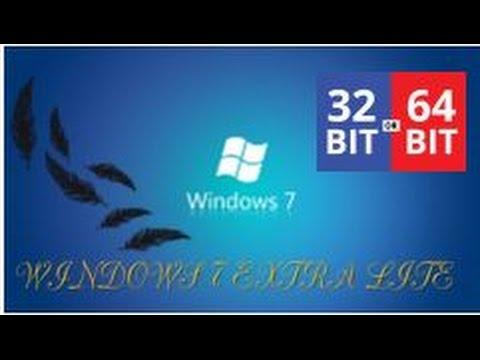 windows 7 lite 32 64 bits 1 link mediafire youtube. Black Bedroom Furniture Sets. Home Design Ideas
