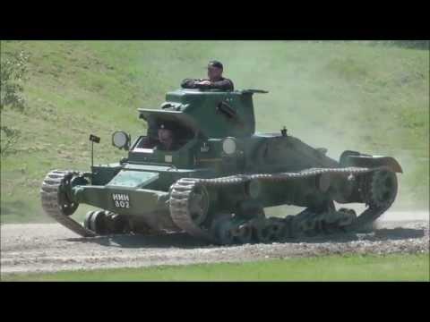 Tankfest 2013 Matilda Tank