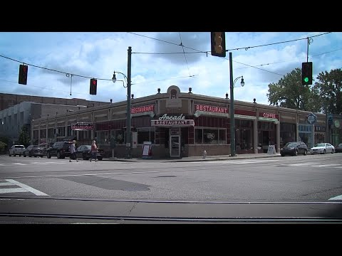 WEB EXTRA: The Arcade Restaurant In Downtown Memphis Celebrates 100 Years In Business