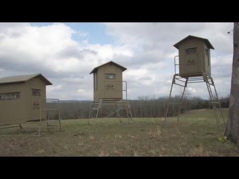 The Muddy Bull Box Blind Mark Drury S Review Of The M