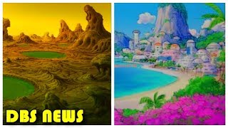 New Planets, Bulma's Vacation and More Details | Dragon Ball Super Broly Movie