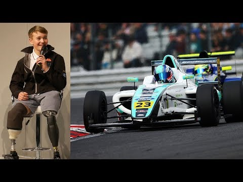 Billy Monger Talks About His Accident & Aims For Racing in 2018