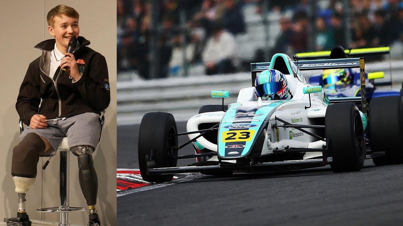 Humbi dy këmbët pas përplasjes, tani do garoj në Formula