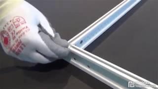 видео Подвесная система для потолка