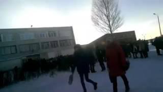 Эвакуация в школе 46 Калуга