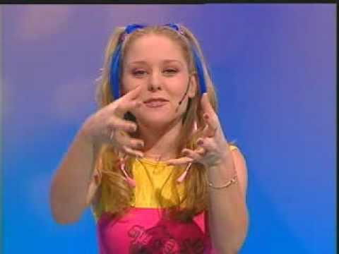 Hi 5 Charli Robinson >> Hi-5 Charli pizza dough - YouTube