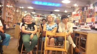 Libraria St O Iosif Brasov 2014- Club de lectura- Gluma-Milan Kundera p3