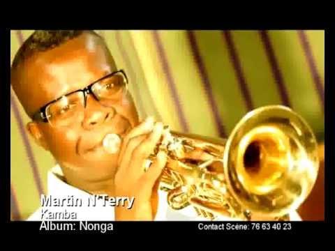 Burkina Faso Music: MARTIN N'TERRY, KAMBA