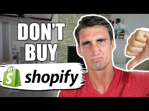 You DON'T Need SHOPIFY! (WATCH BEFORE BUYING!) thumbnail