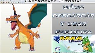 Como descargar y usar Pepakura Viewer 3 Papercraft | Consejos y tips para principiantes #4