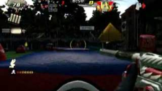 NPPL Championship Paintball 2009 - Xbox 360 Video Review