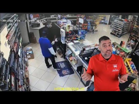 Three Houston Robberies Teach Us Lessons