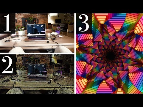 DMT Animated Replications: