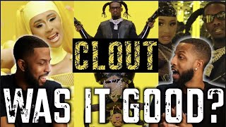 "OFFSET (FEAT. CARDI B) ""CLOUT""  