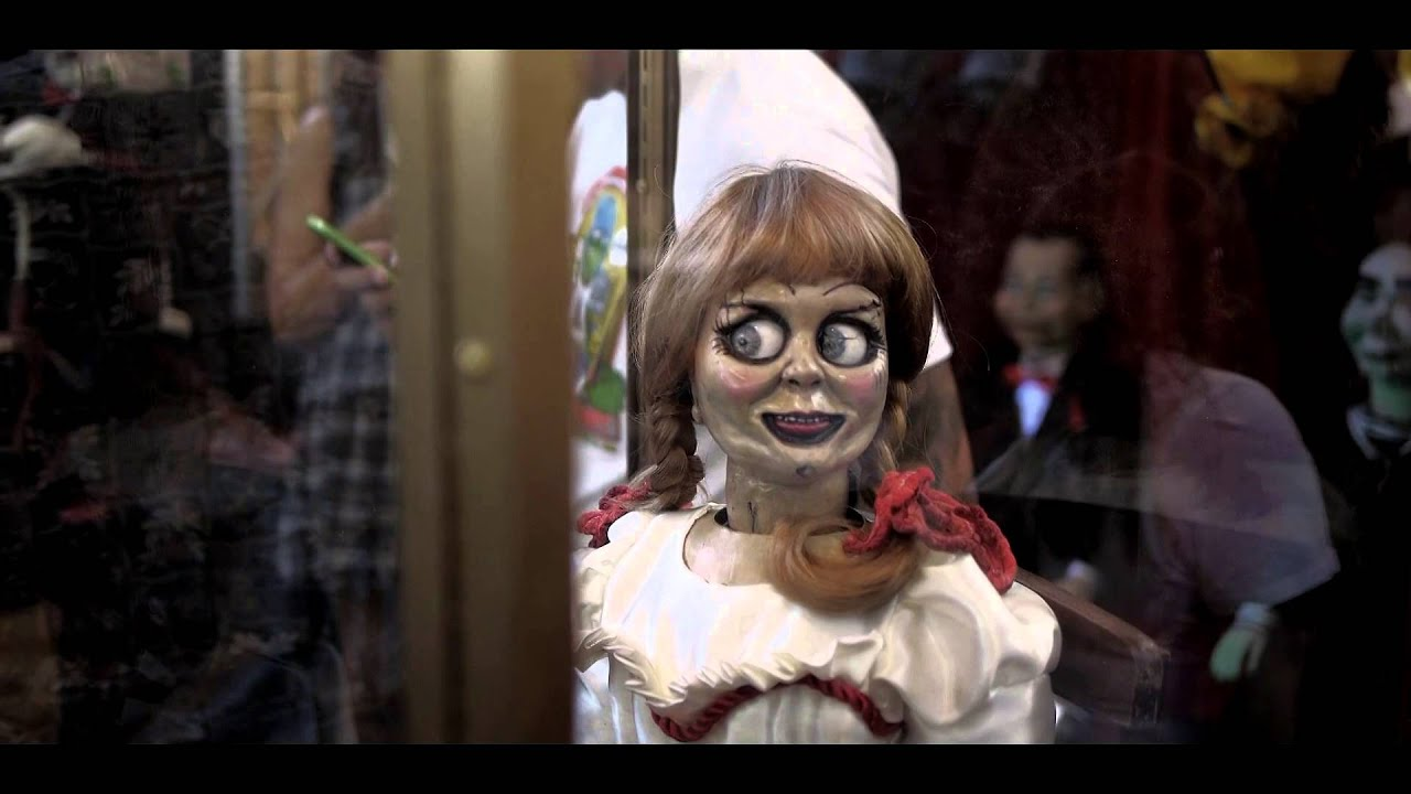 Annabelle Doll The Image Kid Has It