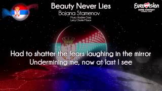 "Bojana Stamenov - ""Beauty Never Lies"" (Serbia)"
