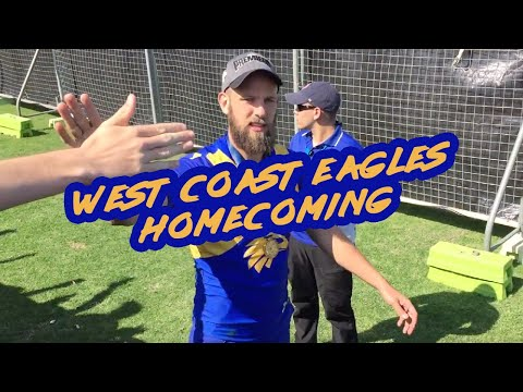 West Coast Eagles 2018 Premiers Homecoming Langley Park Crowd