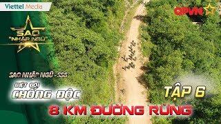 Thầy trò Đường Tăng vượt 8km đường rừng chật vật | Tập 6 - 8km đường rừng