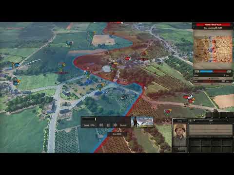 SD 44 - Yue Jin (3rd Armored) vs Carolus Rex (9th Panzer)