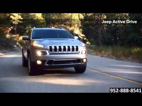 New 2016 Jeep Cherokee Bloomington Chrysler Dodge Mn Burnsville