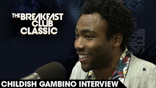 breakfast club classic childish gambino aka donald glover on white privilege twitter activism