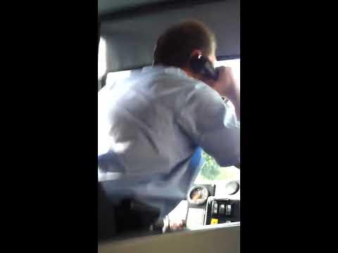 TTC Driver attacks customer!