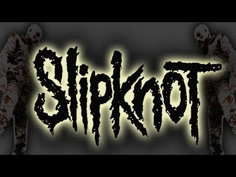 Slipknot through glass