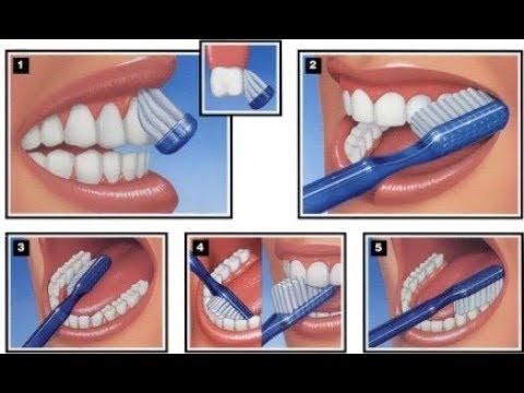 Các phương pháp & kĩ thuật chải răng đúng cách nên áp dụng...! #ranghamnho