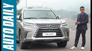 видео Lexus LX570