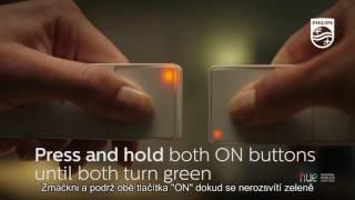 Jak spárovat dva dálkové ovladače