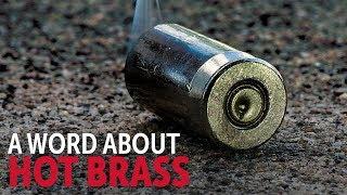 Close Call At The Gun Range (Hot Brass): Into the Fray Episode 240