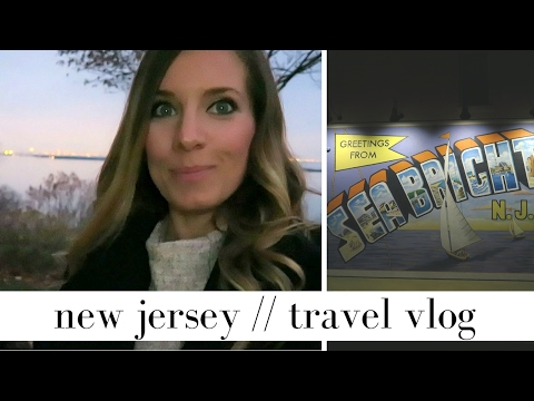 Follow Me Around the Beautiful New Jersey Shore | Travel Vlog