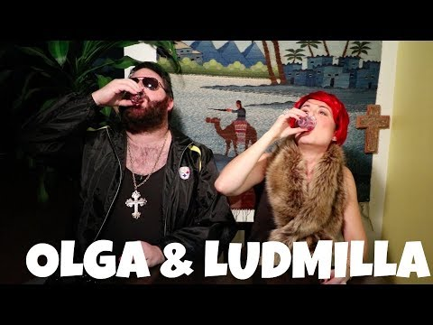 Olga & Ludmilla - Winter Olympics Shaun White Valentine&39;s Day Rob Porter Bristol Palin