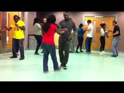 University of Bradford Africa Arts Society - Bachata Theo & Melissa☆