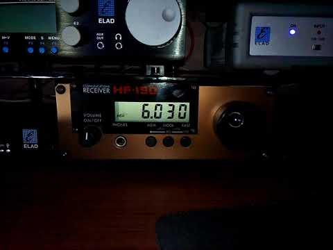 Ethiopia Radio Oromiya 7/11/17 @ 19:55 UTC  on 6030 kHz