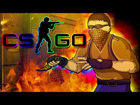 CSGO - A JOLLY GOOD FART!! (Counter Strike: Funny Moments an