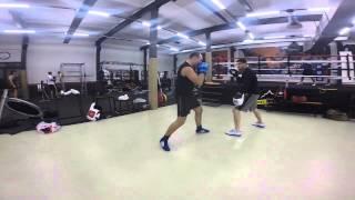Rocky Road GYM: индивидуальная тренировка по боксу