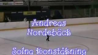 Andreas Nordebäck 5 år tävlar i Tyresö Cupen