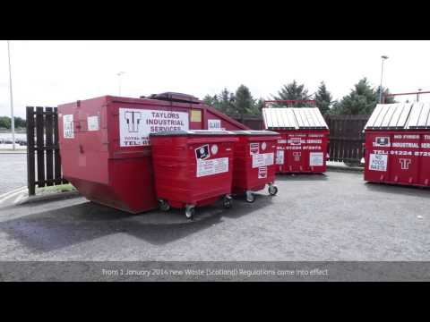 Aberdeen Exhibition And Conference Centre Waste Management