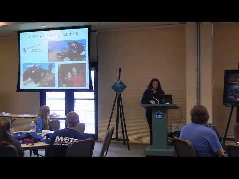 Shark Whisperer Organization Presentation Youth Ocean Conservation Summit