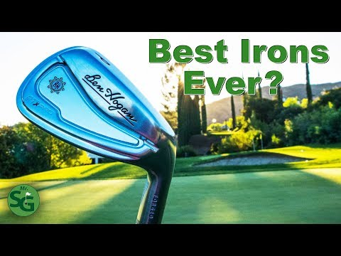 Are These The Best Irons In Golf? Ben Hogan PTx Pro Iron Review