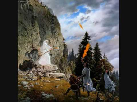 """The Lord Of The Rings, Alan Lee, John Howe, Ted Nasmith. Music By Rhapsody """"Legendary Tales"""""""